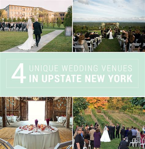 Wedding Venues Ny 4 unique upstate new york wedding venues bridalpulse