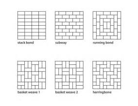 superb How To Lay Tile In A Bathroom #3: Aspect_Patterns_insert.jpg