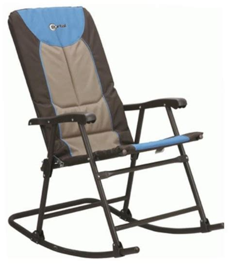 outdoor folding rocking chair outdoor metal folding rocking chair padded seat portable