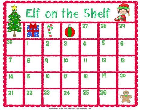 elf on the shelf movie night printable best 25 planning calendar ideas on pinterest meal