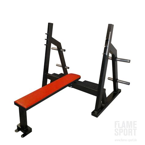olympic flat bench press a1 olympic flat press bench 1a flame sport flame