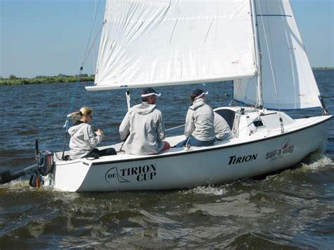 zeeboot kopen tirion 21 kopen sail a way sneekermeer