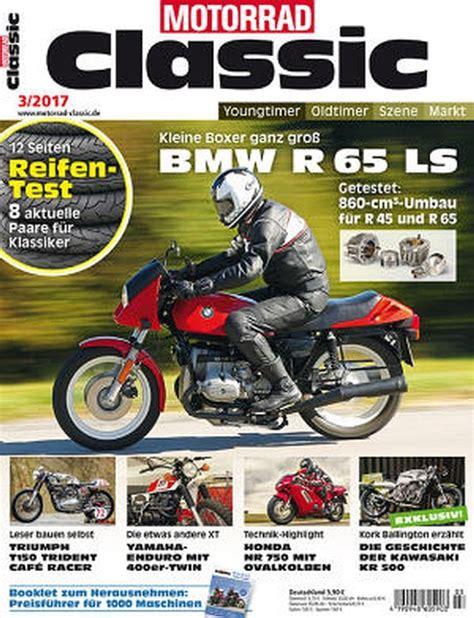Motorrad Classic Reifentest by Motorcycle Classic Tyre Test Mynetmoto