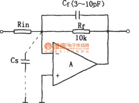 op capacitor feedback loop op input compensation capacitor circuit diagram lifier circuit circuit diagram