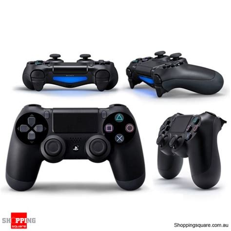 Ps4 New Dual Shock 4 Wireless Controller Black genuine sony playstation 4 dualshock 174 4 wireless controller ps4 jet black shopping
