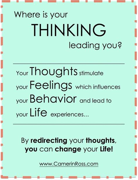 think change your thoughts change your books thoughts your and on