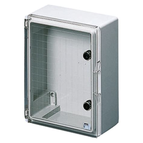 armadio elettrico gewiss gewiss quadro stagno 396x474x160 porta trasparente munita