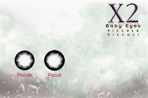 Softlens X2 Picolla Picolli review softlens x2 baby piccola picolli