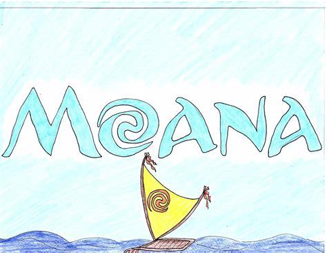 moana boat drawing moana title drawing by julietcapulet432 on deviantart