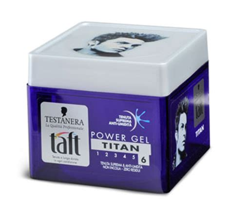 ideabellezza it testanera taft power gel titan 6 250 ml