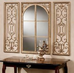 decoration mirrors home decorating large metal framed decorative wall mirrors on