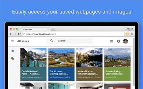 google images view saved save to google sauvegardez les pages web dans google