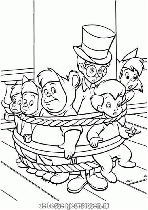 Printable Peter Pan Coloring Pages Coloring Home Pan Lost Boys Coloring Pages