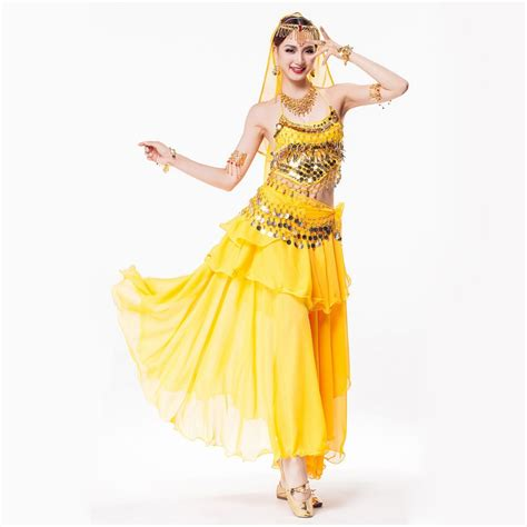bollywood dancer costume silk indian skirts reviews online shopping silk indian