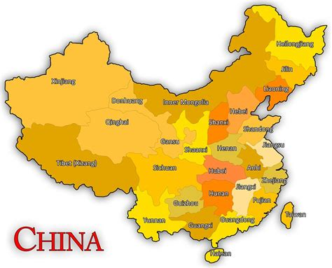 asia map china china map 183 free image on pixabay