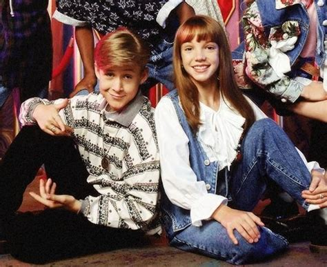 ryan gosling on mickey mouse club it is some sort of magical mickey mouse club anniversary