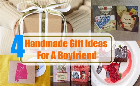 A Handmade Gift For Boyfriend - gift ideas for boyfriend www imgkid