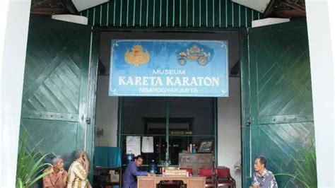 Sho Kuda Di Griya museum keraton yogyakarta tempat bersemayam 23 kereta