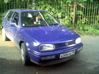 manual cars for sale 1997 volkswagen golf engine control 1997 volkswagen golf 3 photos 1 6 gasoline ff manual for sale