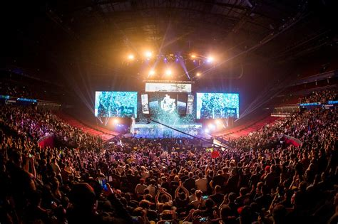 Announces Live Earth Concert Event announces it will live esports events