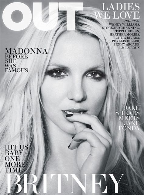 Britneys Opens Up by Shows Intimate Tattoos For Out Magazine
