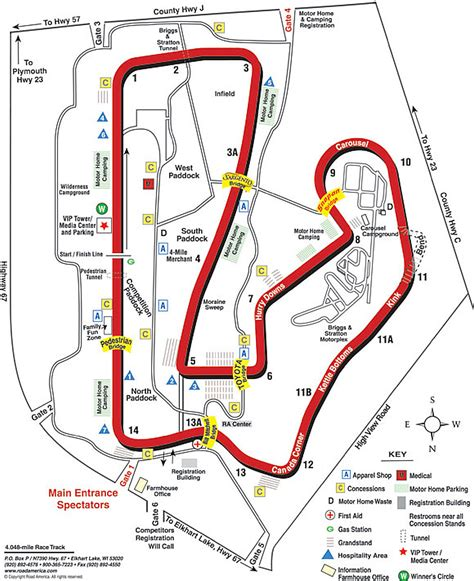 map of tracks in usa tf get together at road america 9 22 2015