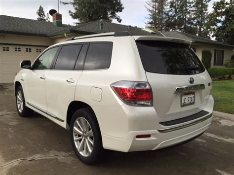 2013 Toyota Highlander Hybrid 2013 Toyota Highlander Hybrid Overview Review Cargurus