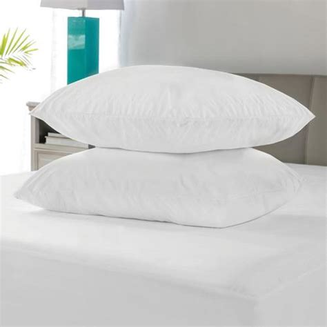 sensorpedic king polyester blend pillow protector