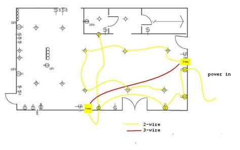 Kitchen Lights Wiring Diagram Assistance Needed With Wiring Diagram