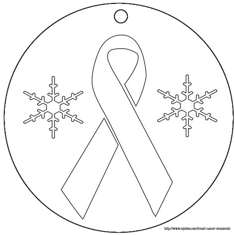 free coloring pages of awareness ribbons