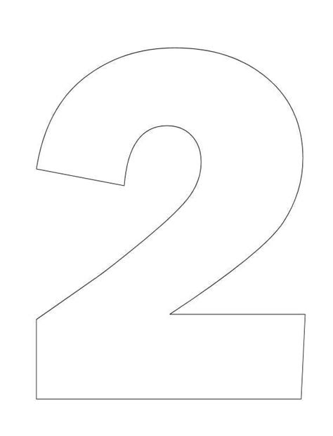 letters and numbers templates free best photos of letter and number