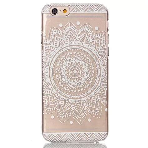 Sil Ultra Thin Motif Samsung Note 3 vg 174 apple iphone 6 4 7 pouces mandala coque silicone gel
