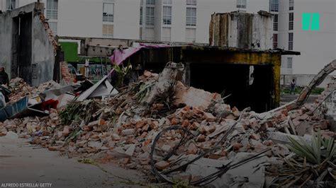 earthquake oaxaca mexico earthquake kills at least 90 and destroys thousands