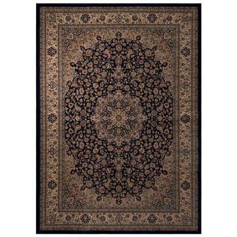 Balta Area Rugs by Balta Us Classical Manor Blue 5 Ft 3 In X 7 Ft 5 In
