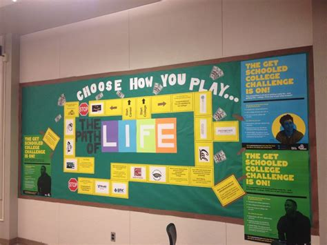 themes for college bulletin boards college and career bulletin board work related