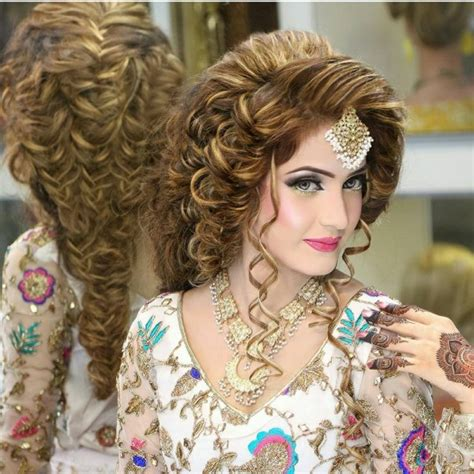 hairstyles kashees bridal hairstyles 2016