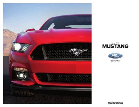 bill barth ford 2015 ford mustang vehicle information bismarck mandan