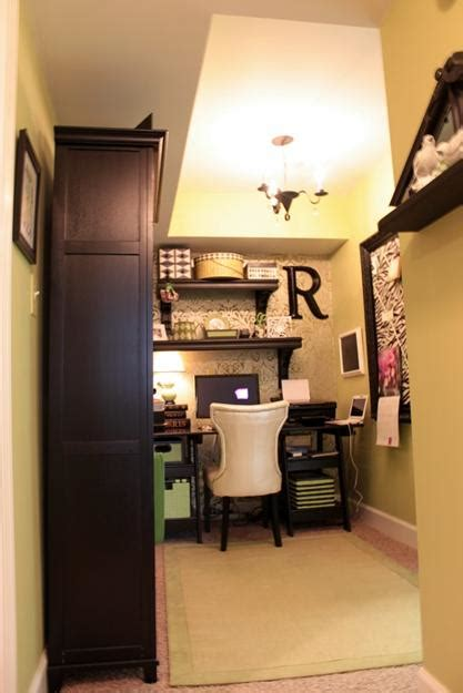 built  home office designs maximizing small spaces