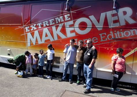 house makeover tv shows extreme makeover tv show arrives with help for oregon