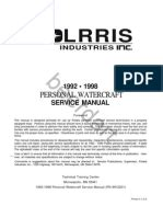 Polaris Atv Service Manual 1996 1998 All Models