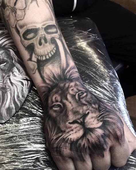 lion tattoo for men the king 105 best tattoos for improb