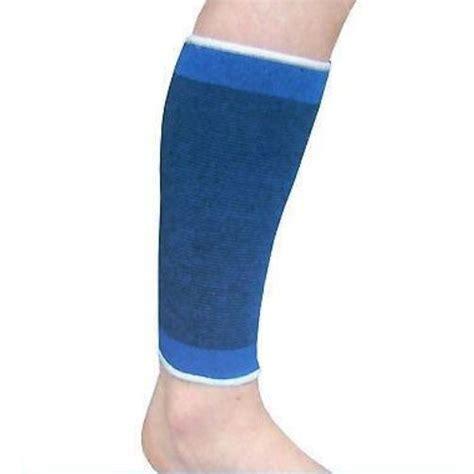 dolore polpaccio interno coppia fascia elastica supporto traumi polpaccio braccia