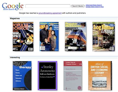 google images books who s messing with the google book settlement hint they