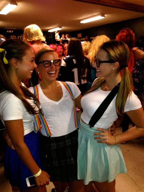 high school stereotypes nerds