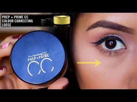 prep prime cc colour correcting loose mac cosmetics mac cosmetics prep prime cc color correcting loose