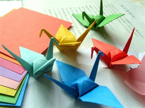 origami paper crafts the boredom 30 ideas for