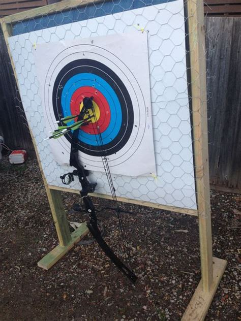 archery target all