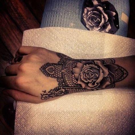 tattoo on lower wrist lower arm geometric tattoo with rose my uploaded tattoos
