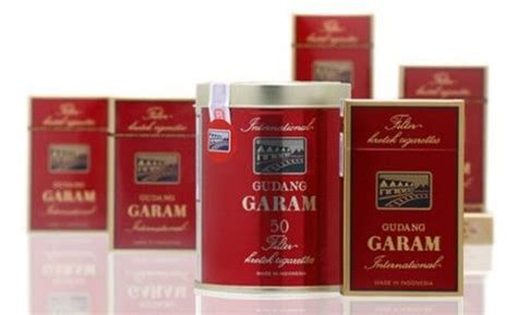 Gudang Garam International gudang garam international kretek clove cigarettes