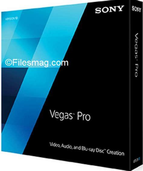 sony vegas full version download free programs online video editing